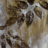 Jewelled Leaves XXIII Prints by Jennifer Hollack