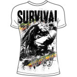 Bob Marley - Survival T-Shirt