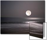 Fuldmåne Plakater af Mitch Diamond