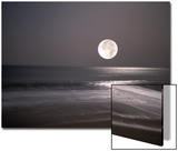 Full Moon Prints by Mitch Diamond