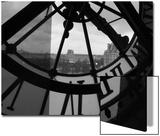 オルセー美術館, パリ, フランス ポスター : キース・レビット