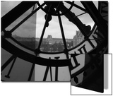 Musee D'Orsay, Paris, France Prints by Keith Levit