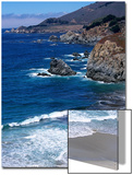 The Pacific Coast at Big Sur, California Prints by Harvey Schwartz