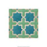 Brilliant Symmetry I Premium Giclee Print by Chariklia Zarris