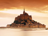 Mont St. Michel, Manche, Normandy, France Prints by Doug Pearson