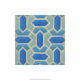 Brilliant Symmetry VIII Premium Giclee Print by Chariklia Zarris