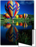 Hot Air Balloons, Snowmass CO Prints by David Carriere