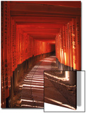Fushimi-Inari Taisha Shrine, Japan Prints by Gary Conner