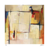Quiet Shades I Giclee Print by  Judeen