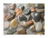 Flowing Rocks II Limited Edition by Donna Geissler