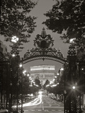 Arc de Triomphe, Paris, France Prints by Peter Adams
