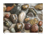 Flowing Rocks I Limited Edition by Donna Geissler