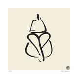 Abstract Female Nude III Edition limitée par Ty Wilson