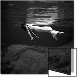 Weeki Wachee Spring, Florida Art by Toni Frissell