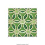 Brilliant Symmetry III Premium Giclee Print by Chariklia Zarris