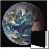 Planet Earth Eastern Hemisphere, NASA Satellite Composite Plakater av Stocktrek Images,