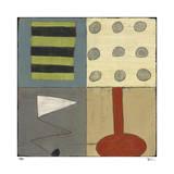 Segment 88 Giclee Print by Michael Shemchuk