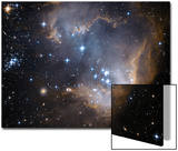 Small Magellanic Cloud Posters by  Stocktrek Images