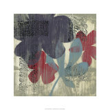 Whimsical Tapestry I Limited Edition by Jennifer Goldberger