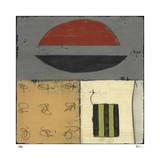 Segment 91 Giclee Print by Michael Shemchuk