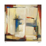 Quiet Shades III Giclee Print by  Judeen