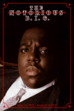 Notorious BIG - Commemorative Print