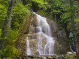 Moss Glenn Falls, Granville, Vermont Photographic Print by Robert Servrancky
