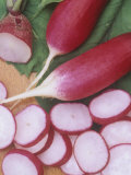 Radish, Flamavil Photographic Print by Wally Eberhart