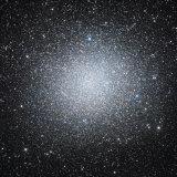 Omega Centauri, a Globular Cluster in Centaurus Photographic Print by Robert Gendler
