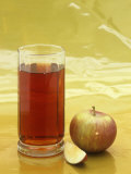 Apple Juice Fotografie-Druck von Wally Eberhart