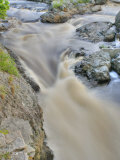 Bad Little Falls in the Summer. New England Photographic Print by Gustav W. Verderber