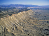 Book Cliffs, Grand Junction, Co Photographic Print by Jim Wark
