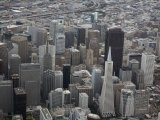 Aerial View of Downtown San Francisco, California Photographic Print by Marli Miller
