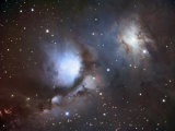 M78 Nebula Complex in Orion Photographic Print by Robert Gendler