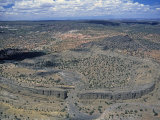 Coliseum Maar, Hopi Buttes, Az Photographic Print by Jim Wark