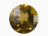 Citrine Jewel Photographic Print
