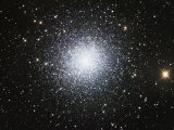 M13 Globular Cluster in Hercules Photographic Print by Robert Gendler