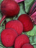 Beets, Ruby Queen Photographic Print by Wally Eberhart
