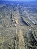 Aerial View of Hogbacks, Utah, USA Photographic Print by Jim Wark