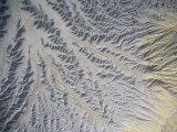 Erosion Surface, Wayne County, Ut Photographic Print by Jim Wark