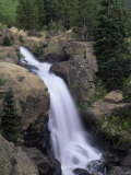 Alberta Falls, Rocky Mountains National Park, Colorado, USA Photographic Print by Adam Jones