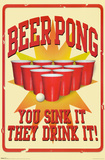 Beer Pong Photo
