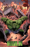 The Incredible Hulk Print