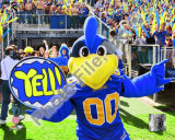 YoUDee Mascot of the University of Delaware Blue Hens, 2008 Photo