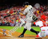 Johnny Damon Game Four of the 2009 MLB World Series Photo