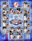 2009 New York Yankees World Series Champions Photo