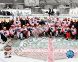 The Philadelphia Flyers Team Photo 2010 NHL Winter Classic Photographie