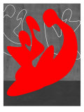 Red People Posters por  NaxArt
