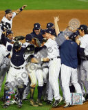 The New York Yankees Game Six of the 2009 MLB World Series Photo