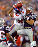David Tyree SuperBowl XLII Fotografía
